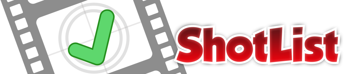 ShotList Scheduling And Tracking For Filmmakers