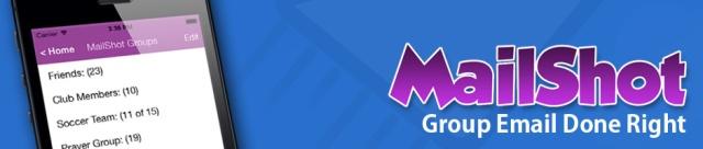 MailShot 3.2 header