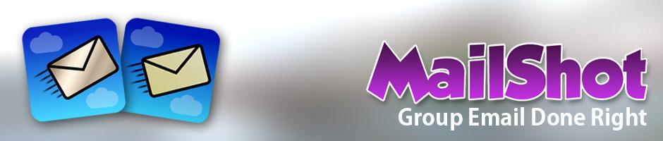 MailShot 3.2c header