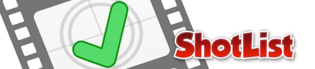 Shotlist title banner