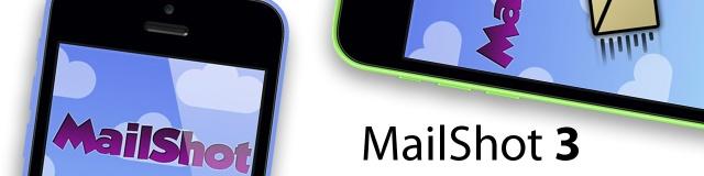 mailshot 3.0 update