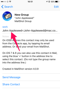 MailShot 6 0 Release Notes – Soluble Apps