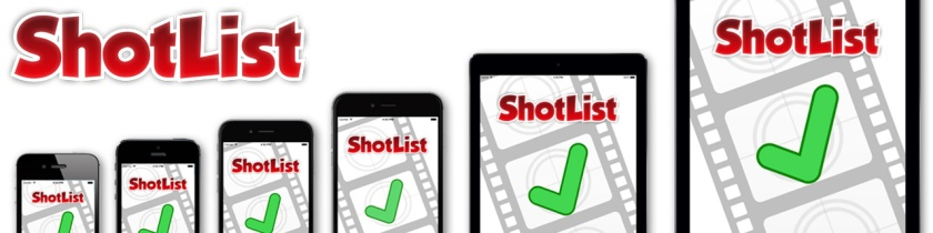 ShotList 8.0 update